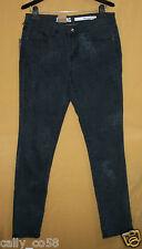 DKNY Donna Karan Jeans women's blue med rise slim jegging pants straight leg $79