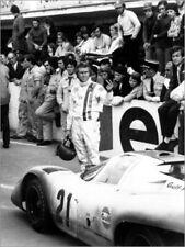 Premium-Poster Le Mans, Steve McQueen