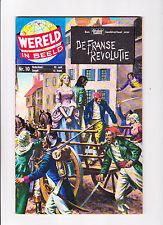 """Wereld In Beeld  Nr.10   :1960's:   : """"De Franse Revolutie"""" :   : Dutch Copy! :"""