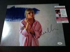 Sienna Miller Alfie Signed Auto 11x14 PHOTO JSA Certified
