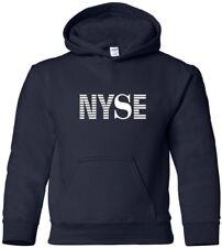 NYSE Hooded Sweatshirt FUNNY RECESSION Hoodie New York Stock Market HOODY