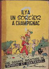 Spirou 2. Il y a un sorcier à Champignac. 1951 Franquin