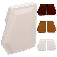 Wendland Roof Spar End, UPVC Conservatory Plastic Glazing Bar Cap RS3444 RS3445