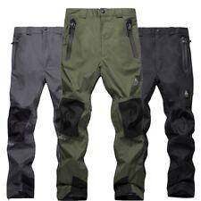Men Warm Ski Snowboard Pants Winter Outdoor Waterproof Hiking Skiing Trouser NEW