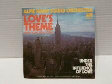ALFIE KHAN SOUND ORCHESTRA Love's theme (New York New York ) atl 10428