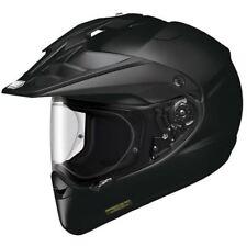 Nouveau casque de moto noir Shoei Hornet ADV plaine