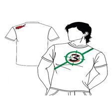 NUOVO Ufficiale MAX BIAGGI Bianco T-Shirt