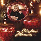 BARBRA STREISAND - CHRISTMAS MEMORIES NEW CD