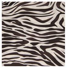 Cebra animal print estampado hojas de papel tisú ~ 35x45cm libre de ácido