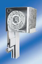 Vorbaurollladen mit Insektenschutz Unterputz-System Energiesparen Kasten:180mm