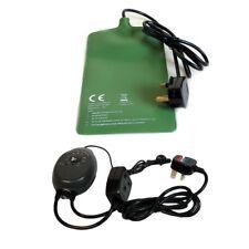 Reptile / Propagator Moisture Proof Heat Mat 10W and Adjustable Thermostat