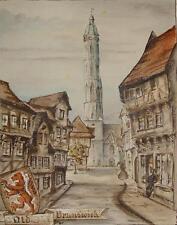 Heyno beddig Braunschweig Andreas Chiesa Leone Lüneburg reticolare Hans Henning