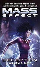 Mass Effect: Deception (Mass Effect 4) by Dietz, William C. Book The Cheap Fast