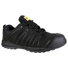 Amblers fs121c sécurité DAMES Noir Composite POINTE ORTEIL Femme shoes bottes KzopNUfZH