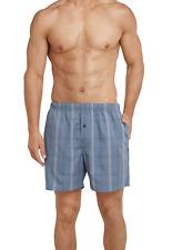 Schiesser Hombres Larga Bóxer Shorts 100% CO webboxer 48-66 s-7xl Pantalones
