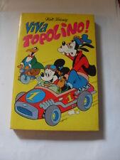 CLASSICI WALT DISNEY VIVA TOPOLINO! 1°ED.1973 CON BOLLINO