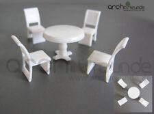 5er set tavolo modello Set Per Modellismo 1:50,1:75/87,1:100 traccia 0/00/h0/tt