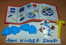 KINDER TT390 TT 390 RIO SPIELZEUG TOUPIE + BPZ JOY