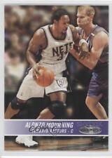 2004-05 NBA Hoops #4 Alonzo Mourning Miami Heat Basketball Card