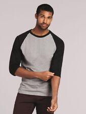 Gildan - Heavy Cotton Three-Quarter Raglan Sleeve Baseball T-Shirt - 5700