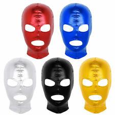Sexy Men Women Full Face Mask Cosplay Costume Theme Fancy Dress Party Club Wear