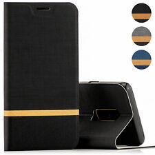 Elegante Handy Tasche für LG - Flip Case Cover Wallet Schutz Hülle Ultra Slim