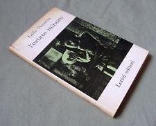 Vanzella L'estate minore Lerici 1a ed. 1962