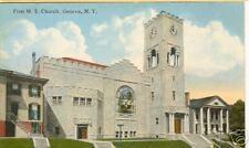 """Geneva,Ny. """" The First M.E. Church """""""