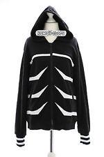 TA-33 Tokyo Ghoul Ken Kaneki schwarz Cosplay Kapuzen Sweatshirt Jacke Pullover