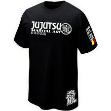 T-Shirt BELGIQUE JU-JUTSU JU-JITSU JIU-JITSU JUJITSU JAPAN NIPPON SPORT COMBAT