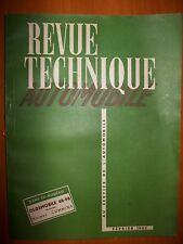 Oldsmobile 88-98 : revue technique RTA 82