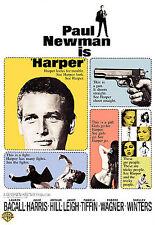 "HARPER(1966)LBX  ""PAUL NEWMAN"" WARNER BROTHERS RELEASE (DVD)"