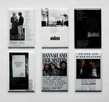 Woody Allen Movie Poster Magnets (manhattan annie hall stardust memories print)