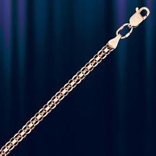 Bismark Kette Rotgold russisches Rose Gold 585 Halskette Halsschmuck 2.8 mm NEU
