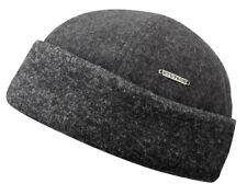 Stetson Docker Docker Cap Knitted Cap Hat Sparr Cashmere 32 Grey New Trend