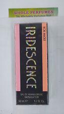 IRIDESCENCE BY BOB MACKIE WOMEN 1.6/ 1.7 OZ/ 50 ML EAU DE PARFUM EDP SPRAY NIB