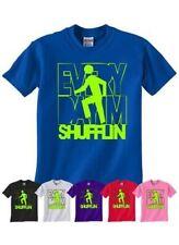 LMFAO  Everyday I'm Shufflin Music Kids Girls Boys T-Shirt Age 1-13