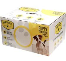 PUPPY TRAINING PADS - (20pk - 100pk) - Paw Prints Dog Toilet PawMits kf Pet Mat