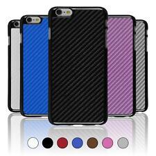 Hardcase für Apple iPhone 6 Plus / 6s Plus Hülle  Carbonoptik Case