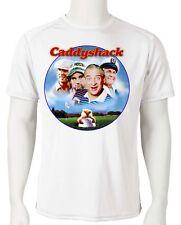 7666d3cf2 Caddyshack Dri Fit graphic Tshirt moisture wicking golf 80s retro movie SPF  tee