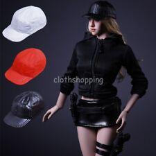 "1/6 Scale Fashion Cap Hat Model For 12"" Hot Toys Phicen Kumik Female Figure Doll"