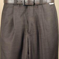 """Steve Harvey SLACK 44"""" Waist  Dark Brown Dress Slack - PP32"""