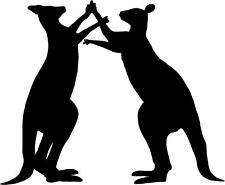Kangaroo AUTO, CAMPER VAN finestra FRIGO Adesivi Decalcomania # 1