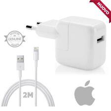 Alimentatore Originale Apple Caricabatteria Rapido A1401 + Cavo MD819 Per iPhone