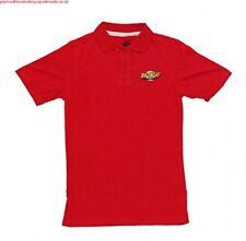 The Big Bang Theory Bazinga Rot Polo T-Shirt UK Verkäufer