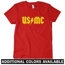 Marines Rock Women's T-shirt S-2X - Gift PT Semper Fi Jarhead Military Corps