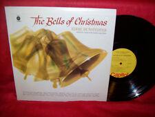 EDDIE DUNSTEDTER The Bells of Christmas LP