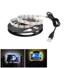 DC5V USB LED Strip light 2835 SMD PC TV Background lighting Decor 1M 2M 3M 4M 5M