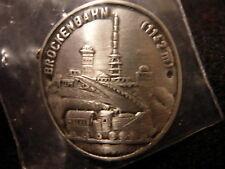 Brockenbahn 1142 m stocknagel medallion G2805