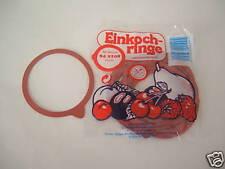50 Stück Einkochringe,Einweckringe,Einkoch-Ringe 94x108